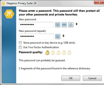 Steganos Privacy Suite 18 0 Download (Free trial) - Suite exe