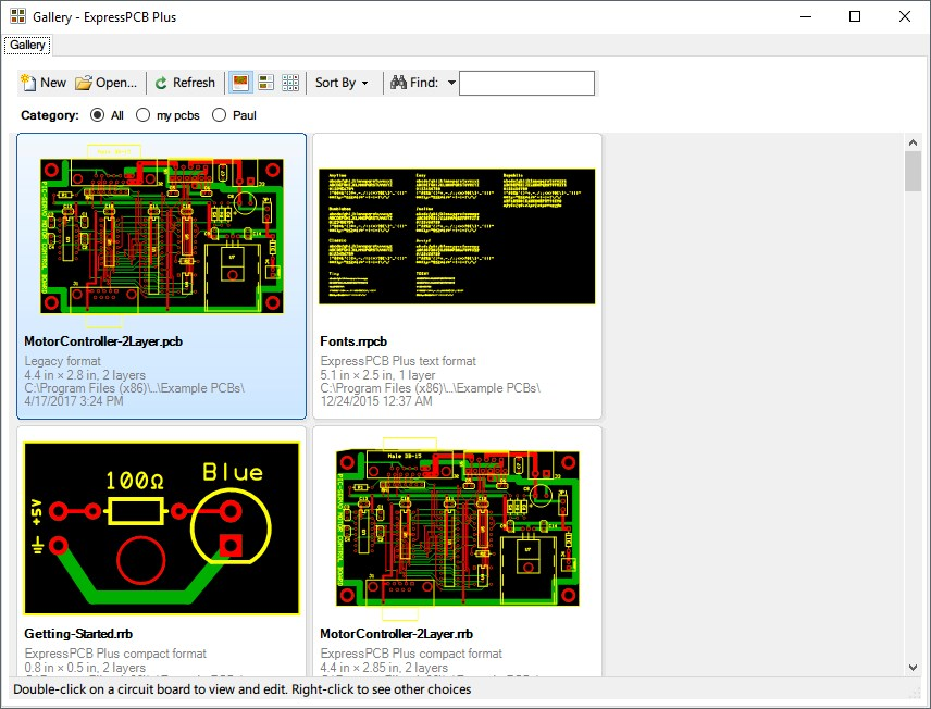 ExpressPCBPlus - Software Informer  Design and test virtual PCBs