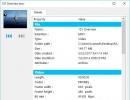 Checking Input File Properties