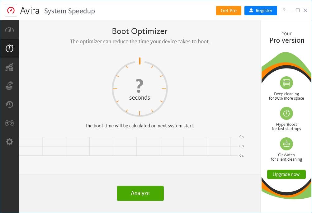 Boot Optimizer