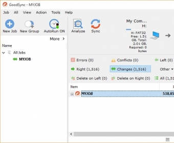 GoodSync 8 9 Download - GoodSync exe