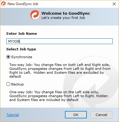GoodSync  Get the software safe and easy