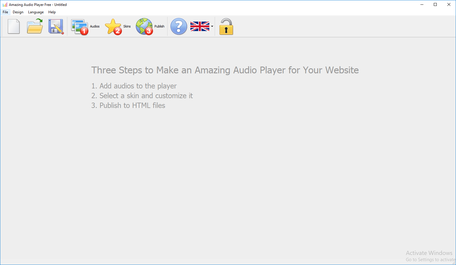 Amazing Audio Player  Get the software safe and easy