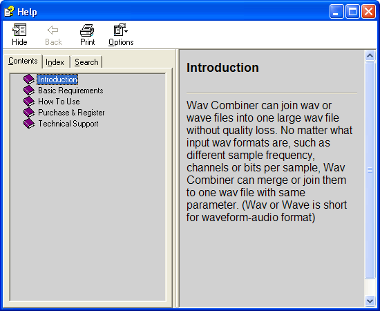 Wav Combiner  Get the software safe and easy