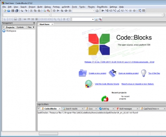 code blocks 12.11 pour windows 7