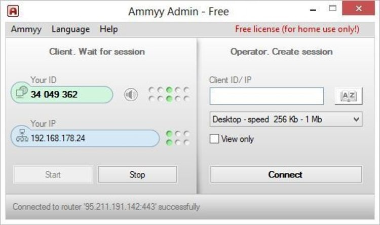 ammyy admin 3.3 free download for windows 7