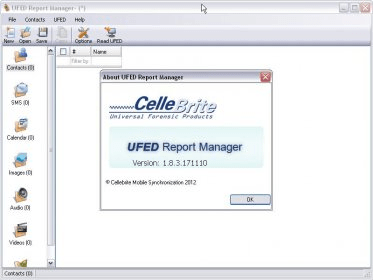 UFED Report Manager 1 8 Download (Free) - ContentManager exe