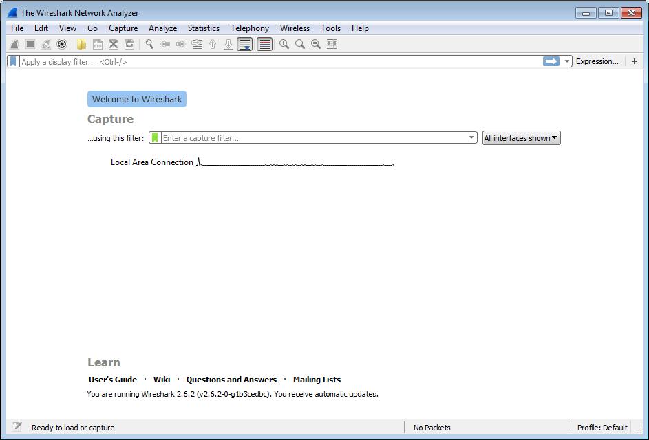Wireshark Download - A network protocol analyzer that retrieves