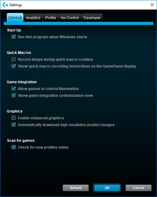 Logitech Gaming Software 9 0 Download Free Lwemon Exe