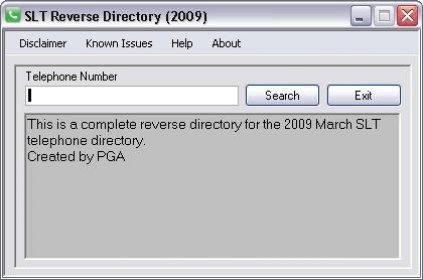 SLT Reverse Directory 2 0 Download (Free) - Reverse