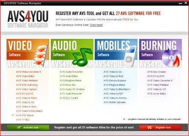 avs4you software navigator serial