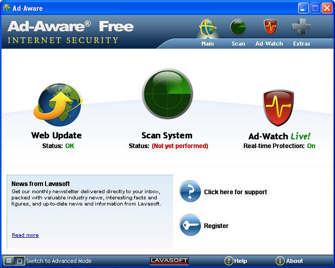 ad aware se personal edition 1.06 free download