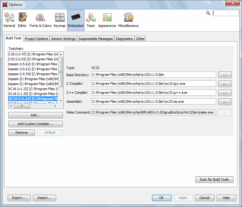 MPLAB X IDE 3 26 Download - mplab_ide exe