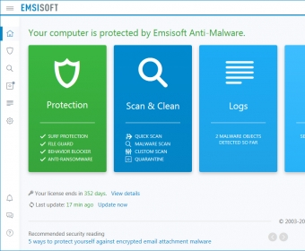Emsisoft Anti-Malware