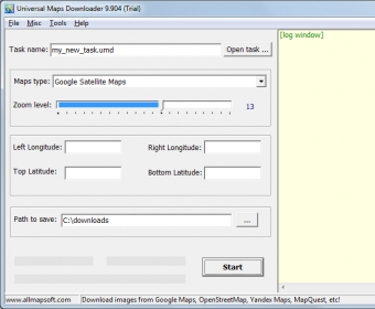 Universal Maps Downloader 7 5 Download (Free trial) - umd exe