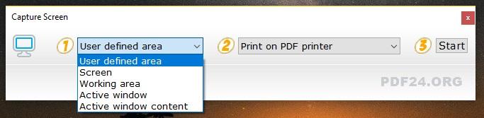 PDF24 Creator 4 9 Download (Free) - pdf24-Editor exe