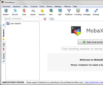 MobaXterm Download Free Version (MobaXterm exe)