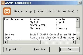 Control Help