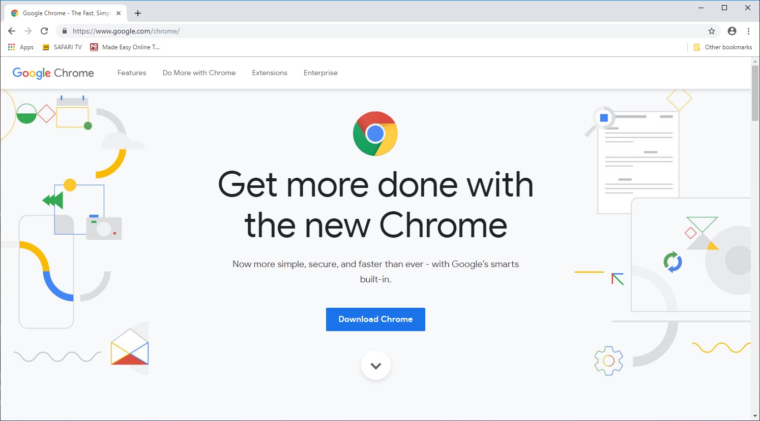 Google Chrome 48 0 Download (Free) - chrome exe