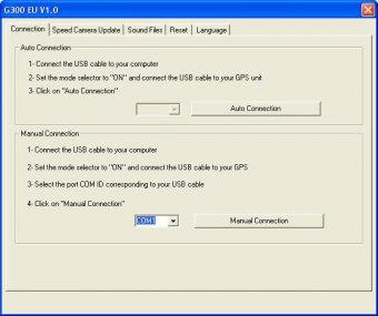 AlerteGPS G300 Download (AlerteGPS-G200-ES exe)