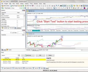 Forex Tester 2.8 Download (Free trial) - ForexTester.exe