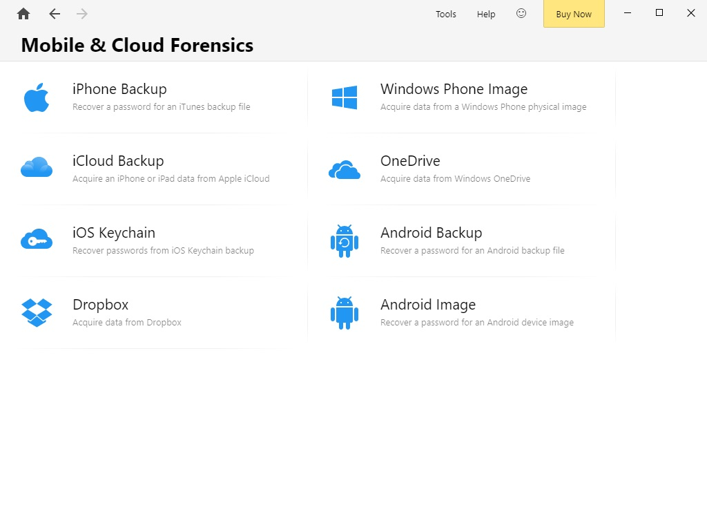 Mobile & Cloud Forensics