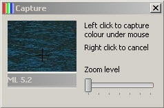 Color pick window