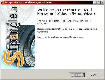 rFactor Mod Manager 1 0 Download (Free) - rFactor - Mod Manager exe