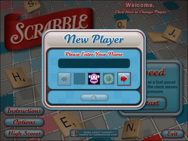 SCRABBLE Download - Very popular game  It's very entertaining