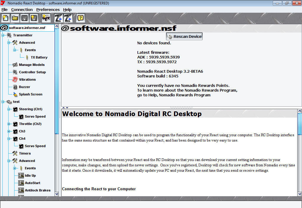 Nomadio React Desktop Download - It provides hobbyists with