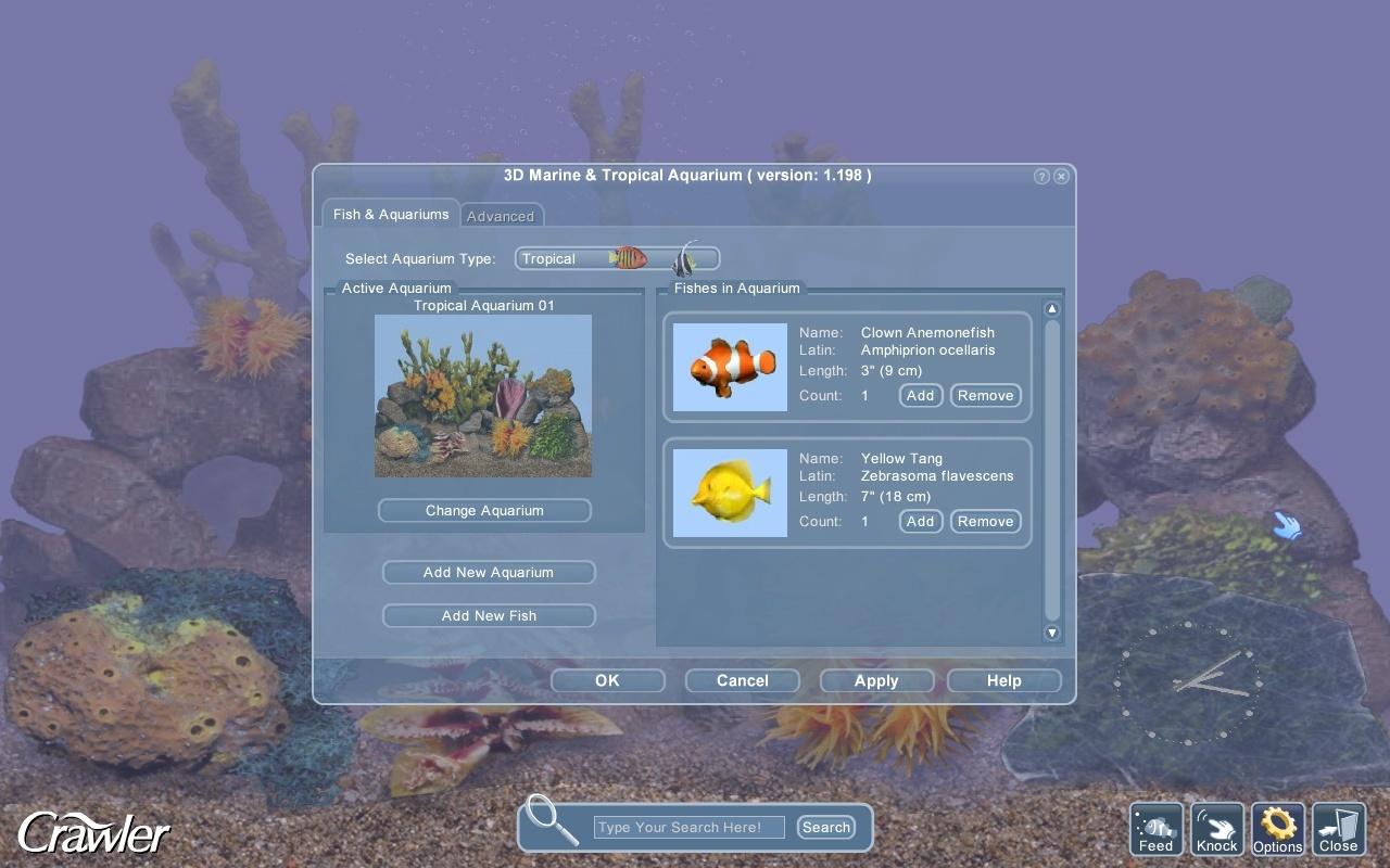Fish & Aquarium