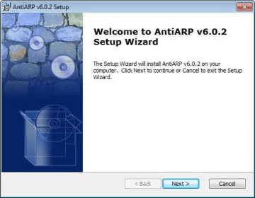 antiarp pour windows 7