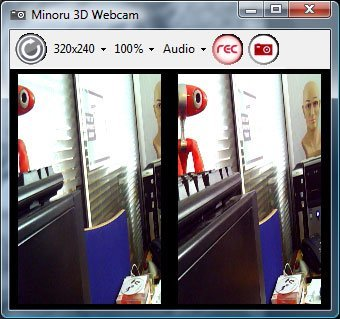 Novo - Minoru 3D Webcam 2 0 Download (Free) - VideoCapture exe