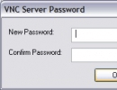 Server password