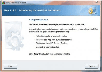 Avg free edition 7. 5. 463 screenshots 2 | download avg free edition.