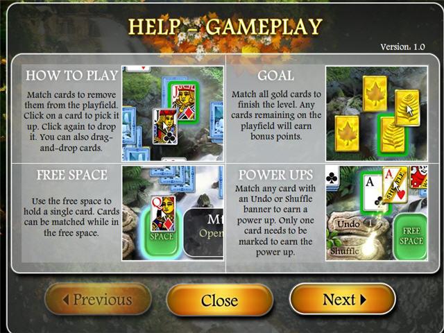 Help gameplay