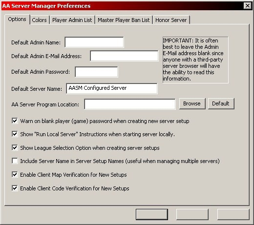 America's Army Server Manager 1 4 Download - AA Server
