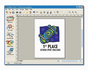 T-Shirt Factory Deluxe - Software Informer. This program is used for
