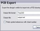 PCB Export