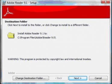 adobe reader 9.1 free download for mac