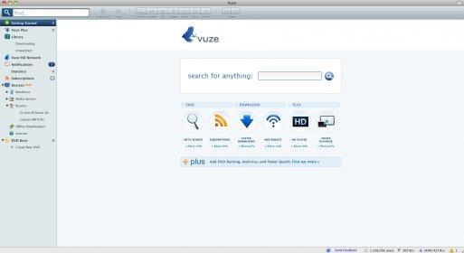 vuze mac 10.5.8