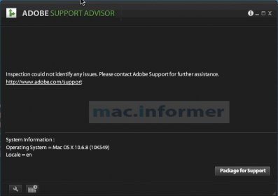 Download free Adobe Support Advisor for macOS
