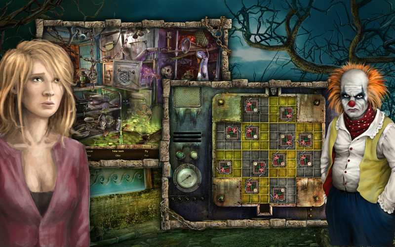 Stray Souls: Dollhouse Story Collector's Edition screenshot