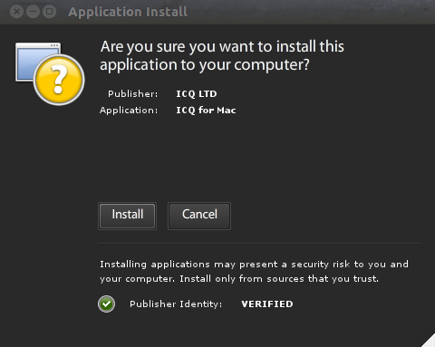 Adobe Air's Installation