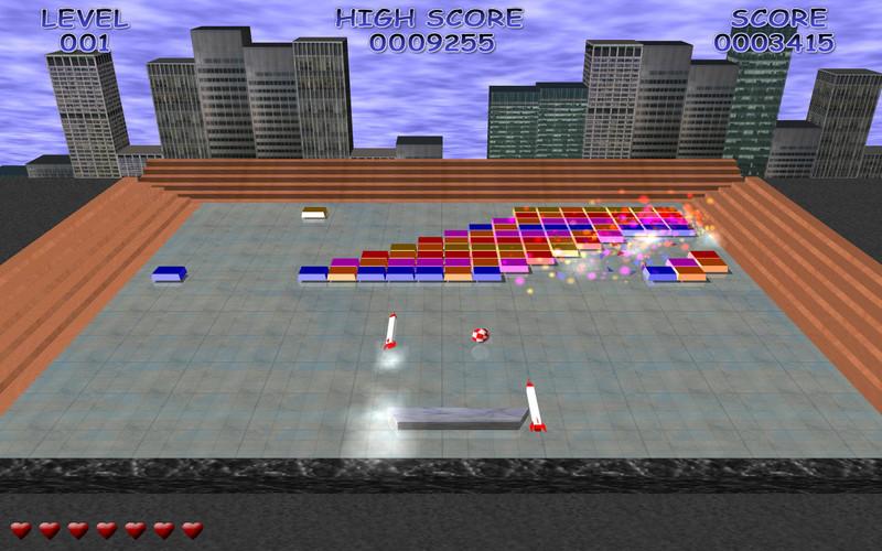 Phoenix Ball screenshot