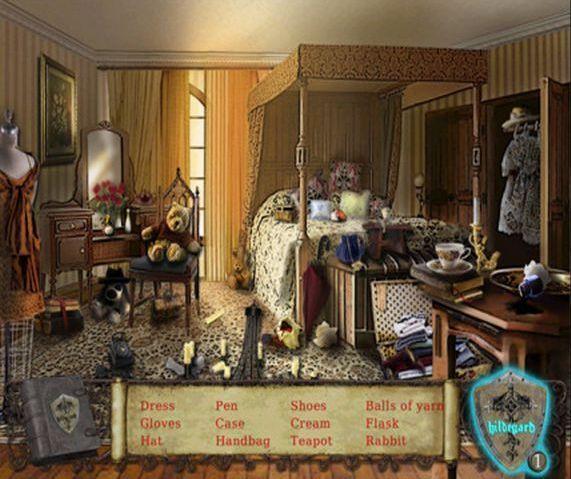 Exploring the Hildegards house