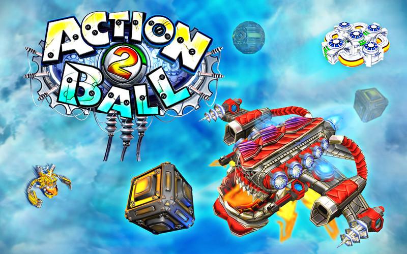 Action Ball 2 screenshot