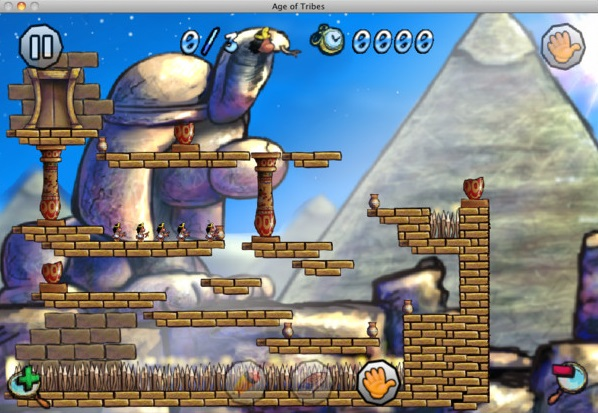Age of Tribes screenshot