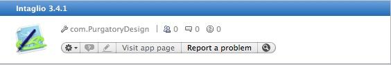 Mac Informer client view