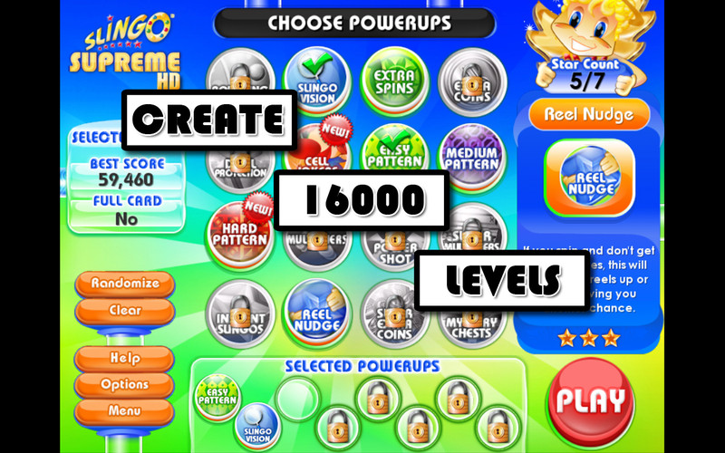 Slingo Supreme screenshot